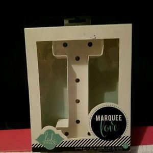 "☆New☆ Heidi Swapp Marquee Letter Kit ""I"""